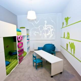 Designový dětský nábytek